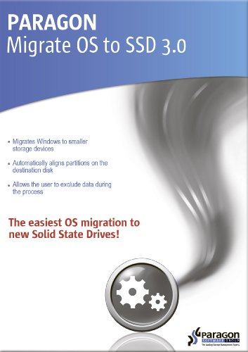Paragon Migrate OS to SSD 3.0 [Download]