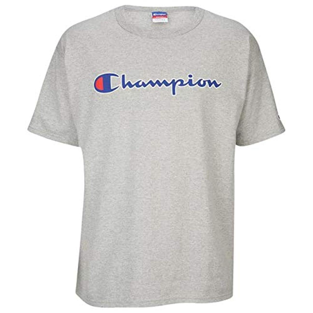 廃棄する普遍的な不倫(チャンピオン)Champion Graphic Short Sleeve T-Shirt メンズ Tシャツ [並行輸入品]