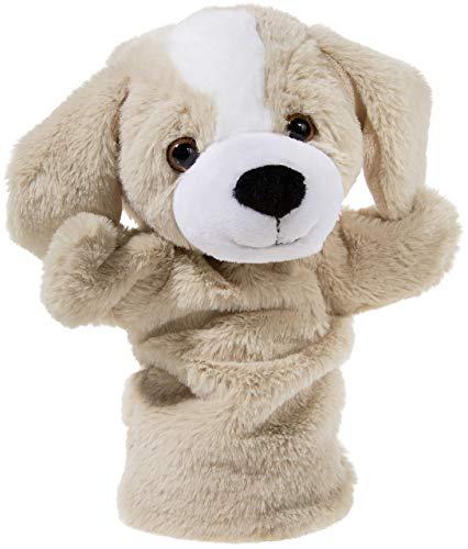 Heunec 393974 Handspielpuppe Hund, mehrfarbig