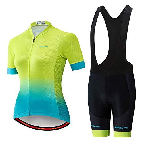 weimostar Maillot de ciclismo para mujer MTB Tops Mountain Bike jersey Camisetas...