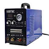 SUSEMSE 520TSCP Pilot <span class='highlight'>Arc</span> Plasma Cutter 200A TIG <span class='highlight'>MMA</span> <span class='highlight'>Welder</span> 50A Plasma Cutter with Foot Pedal and Pressure Gauge, 4-in-1 Combo Pilot <span class='highlight'>Arc</span> TIG <span class='highlight'>Arc</span> <span class='highlight'>Stick</span> Plasma Cutting <span class='highlight'>Machine</span> <span class='highlight'>220V</span>