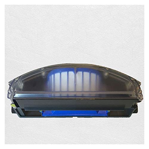 SDFIOSDOI Piezas de aspiradora ERO Vac PUSP DE Polvo Filtro Aerovac Bin Collector Collect for Irobot Fit For Roomba 500 600 A 510 520 530 535 540 536 531 620 630 650 650