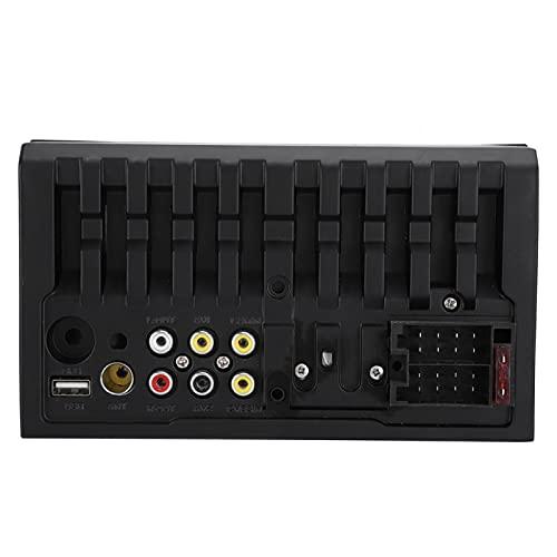 minifinker Reproductor estéreo MP5 Reproductor estéreo MP5, para Alta Velocidad, para automóviles