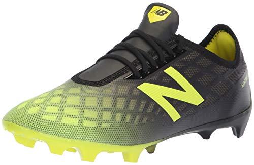 New Balance Men's Furon V4 Pro Firm Ground Soccer Shoe, Limeade, 7 2E US