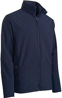 Joe's USA Mens Big and Tall Core Soft Shell Jackets. Sizes XS-6XL and LT-4XLT