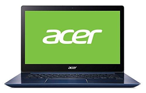 Acer Swift 3 SF314-52G - Ordenador portátil 14' FHD IPS (Intel Core i5-8250U, 8 GB de RAM, 256 GB SSD, Nvidia Geforce MX150 de 2 GB, Windows 10 Home) Azul - Teclado QWERTY Español