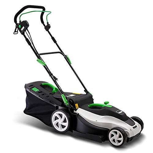Tragbarer elektrischer Rasenmäher