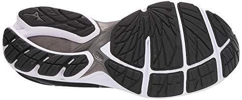 Mizuno Men's Wave Rider 23 Running Shoe, Dark Shadow, 10 D US