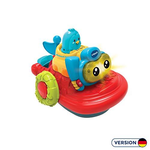 Vtech 80-515204 Badespaß Boot Babyspielzeug, Mehrfarbig