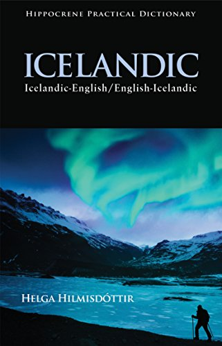 Compare Textbook Prices for Icelandic-English/English-Icelandic Practical Dictionary Bilingual Edition ISBN 9780781813518 by Helmisdottir, Helga