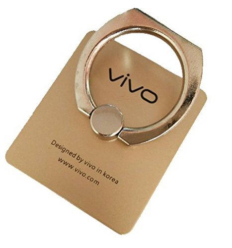 VIVO RING HOLDER SM809VRH Mobile Back Finger Holder (Gold)