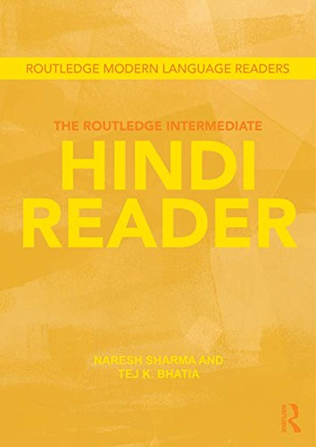 The Routledge Intermediate Hindi Reader (Routledge Modern Language Readers) (English Edition)