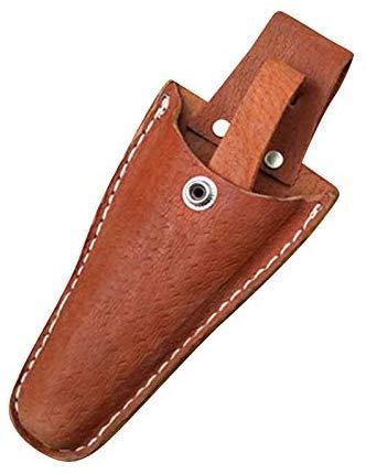 Funda de piel para tijeras, funda de piel, funda para cinturón, funda de tijeras de poda, funda portátil duradera