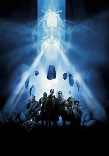 Slbtr Rompecabezas Adultos 1000 Piezas - Atlantis: El Imperio Perdido Pósters De Películas - Puzzle Rompecabezas para Niños, Juguete De Regalo Ideal