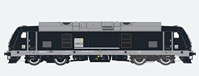 Diesellok, H0, BR 245, 245 501,MRCE, schwarz