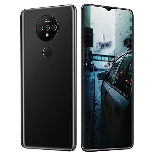 Teléfonos Inteligentes Desbloqueados Mate40, Android 10, Teléfonos Celulares Desbloqueados Con Doble SIM 4G, Pantalla HD De 6.7 ', Cámaras Triples, 2GB / 16GB, Extensión De 128GB, Batería De 4800mAh