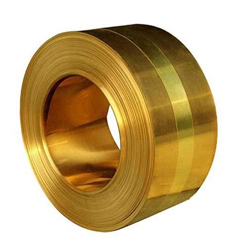 GYZD Kupferbleche Kupferplatte Kupferfolie im Zuschnitt reines Kupfer 99.9% Cu Blech Folie,0.2 x100x1000mm,0.3mm x 100mm x 1000mm