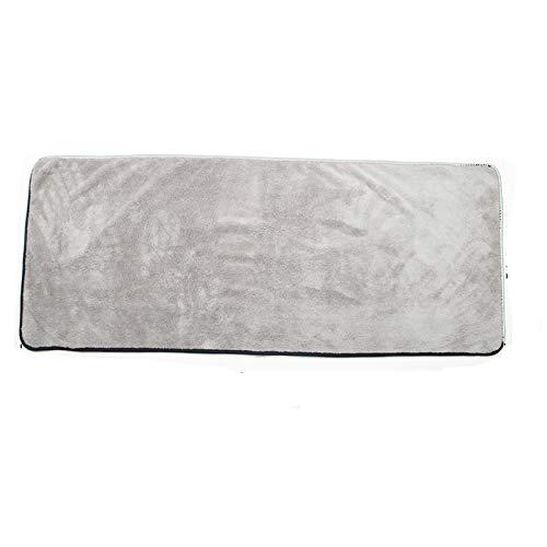 Mdsfe Autowashanddoek, 100 x 40 cm, microvezel, voor het reinigen van de auto, handdoeken, autowassen, belemmering, auto-details, accessoires voor het wassen van de auto, A5