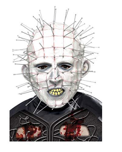 Horror-Shop Pinhead Hellraiser 3 Maske