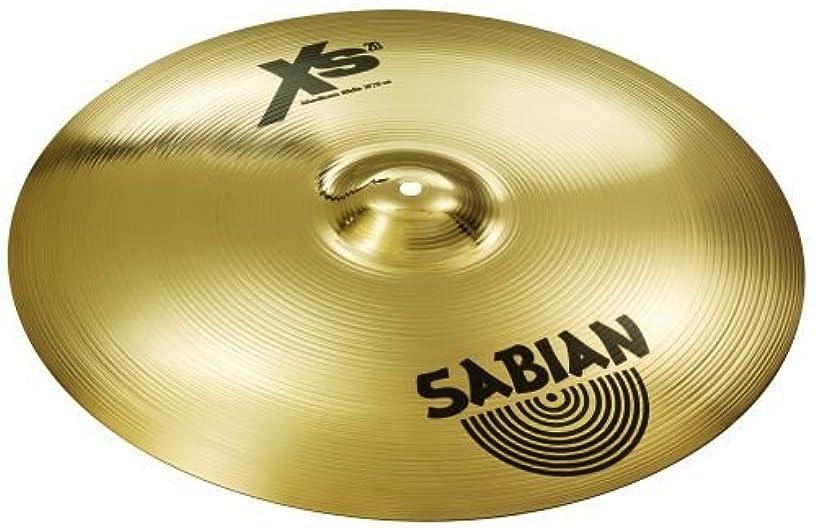 Sabian 20-Inch Xs20 Medium Ride Cymbal