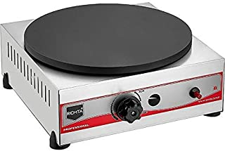 30 cm PROPANE GAS Commercial Kitchen Equipment Countertop Flat Top Restaurant Cafe Bistro Home BBQ Grill Hot Plate Cooktop Tabletop Manual Griddle PROPAN LPG 12
