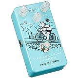Animals Pedal (アニマルズペダル) Tioga Road Cycling Distortion / 3種類のスイッチで歪みの質感を切り替え! RAT系ディストーション!
