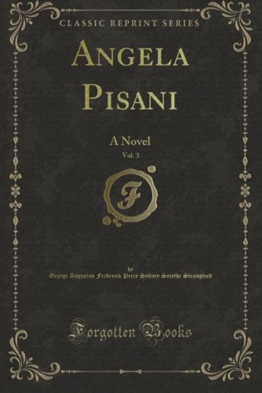 リズム共和国ルネッサンスAngela Pisani: A Novel, Vol. 3 (Classic Reprint)