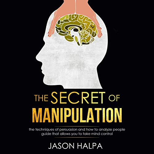 The Secret of Manipulation audiobook cover art