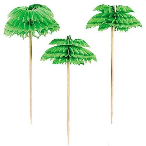 PAMS Palm Tree Cocktail Picks 401200 by