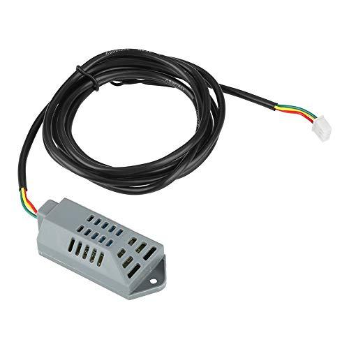 Pssopp Sensor De Humedad De Incubadora, Sensor De Humedad De Temperatura Digital De Control Automático Completo para Accesorios De Máquinas De Incubación Industriales