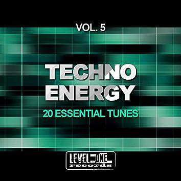 Techno Energy, Vol. 5 (20 Essential Tunes)