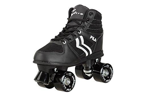 Patins Quad Fila Verve Unissex Fila Skates unissex PRETO 36