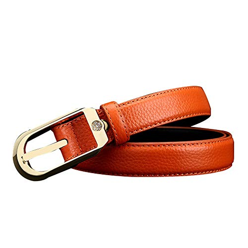 NeoMcc Cinturón de Ms Diamantes DE Las Mujeres HEJADO Cantel Playa DRADAS DE DORMA DE PUERTE DE Prong Pendiente DE Prong (Color : Brown, Size : 115)