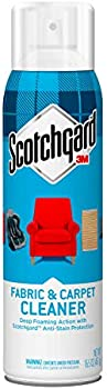 Scotchgard 410716 Fabric & Carpet Cleaner 16.5 Oz