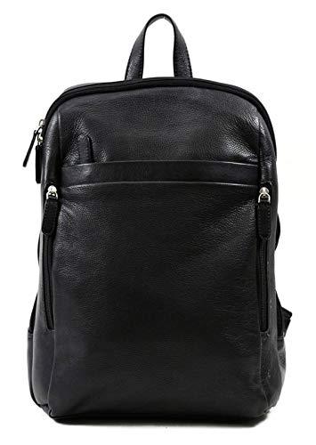 Maestro Cosmopolitan Damen City-Rucksack Leder 30 cm