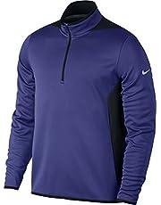Nike Hypervis 1/2-Zip Camiseta técnica de manga larga de golf Hombre