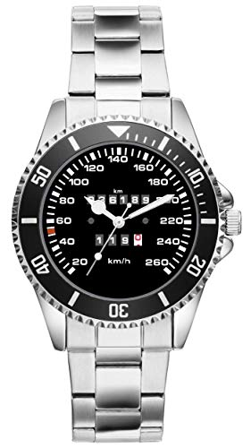 KIESENBERG Uhr - Geschenke für Golf 2 Fan Tacho 20757