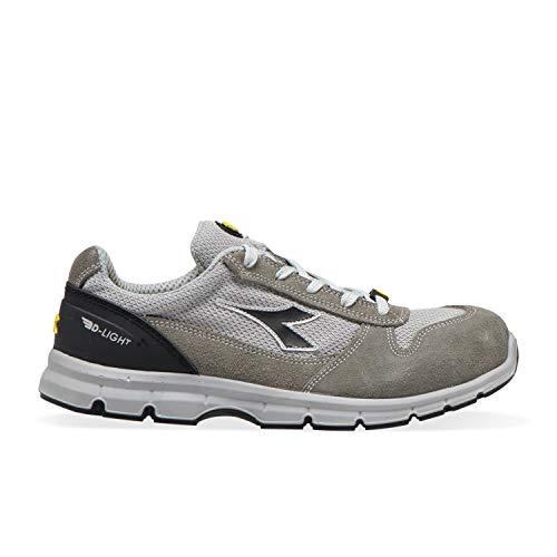 Utility Diadora - Zapato de Trabajo Run II Text ESD Low S1P SRC ESD para Hombre y Mujer (EU 45)