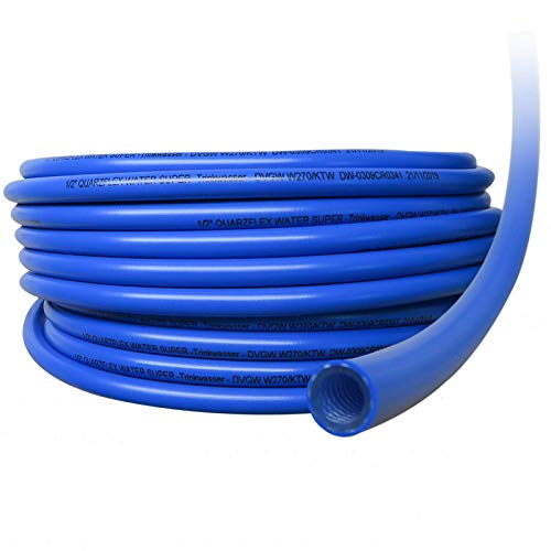 Quarzflex® Trinkwasserschlauch 13 mm (1/2