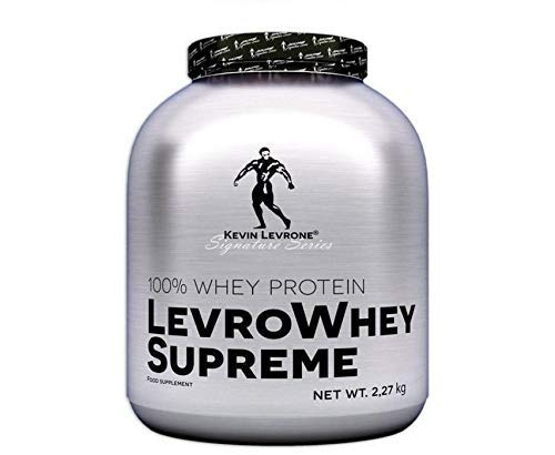 Kevin Levrone Signature Series Whey Protein LevroWhey Supreme 2.27 kg Bodybuilding Muscle Powder (Snickers)