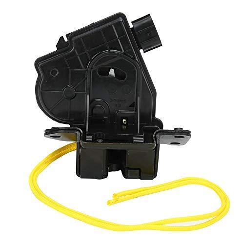 Qiilu Kofferraumdeckelverriegelung, Heckklappen-Türverriegelung Kofferraumdeckelverriegelungsaktuator Passend für Corolla/Rukus/Wish 6935028150