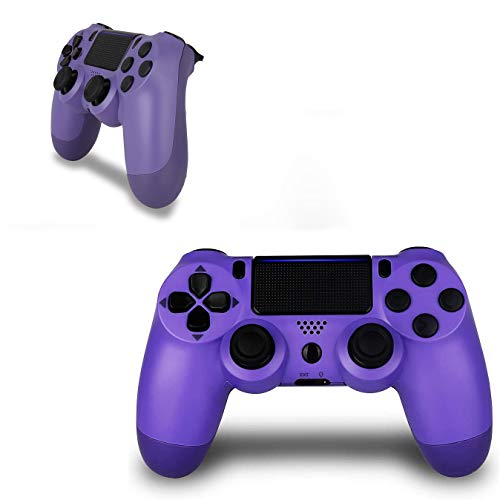 PS4 Controller - Sony PS4 Wireless Bluetooth Controller, PS4 Controller4, Game Controller for PS4, Compitable with Windows10/8/7/XP, PC Laptop MAC, Android iOS Phone with USB Cable