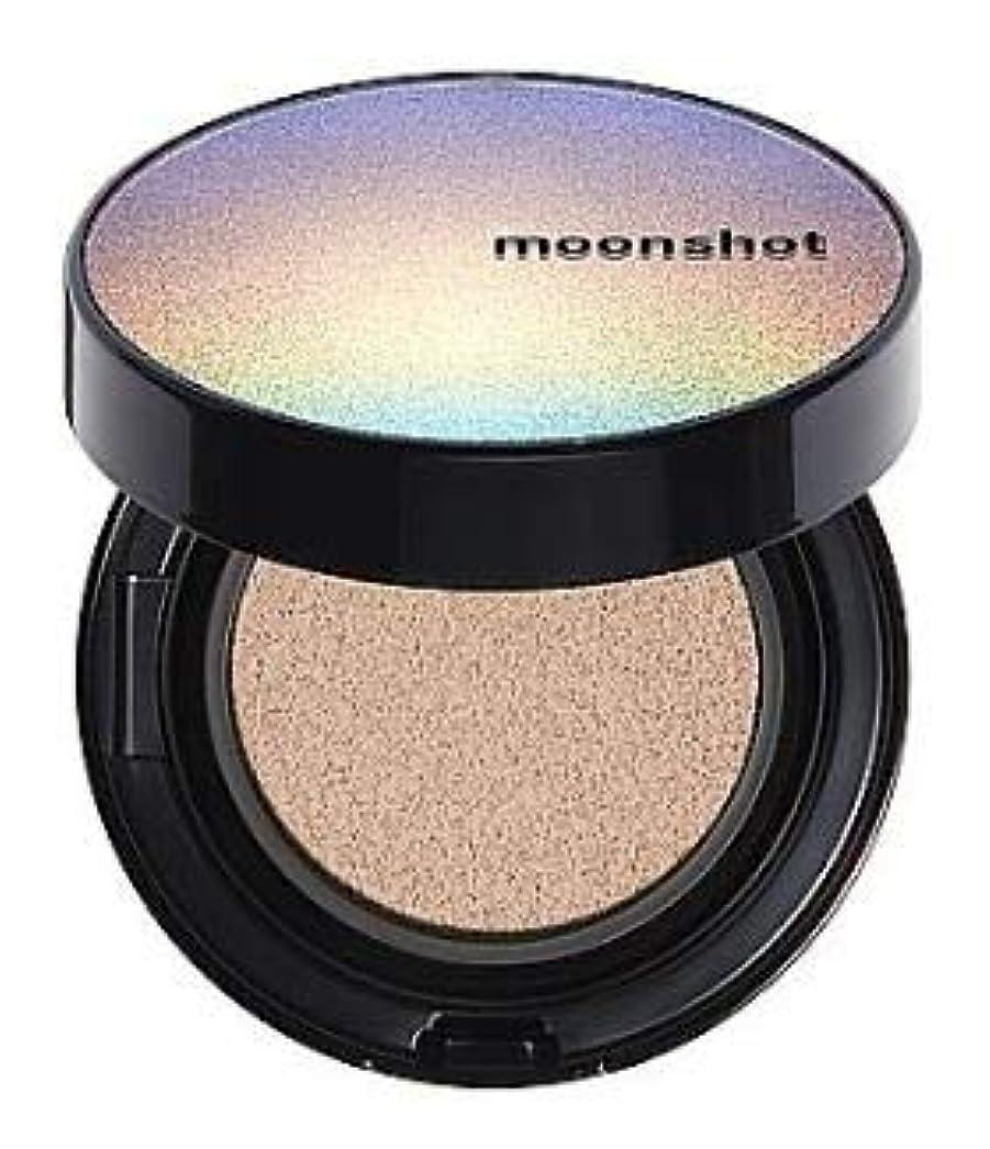 折矛盾する発生器[Moonshot] Moonshot Micro Settingfit Cushion 12g / [ムーンショット] マイクロ セッティング フィット クッション 12g (#101 (アイボリー)) [並行輸入品]