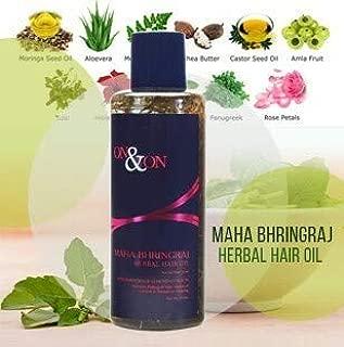 On&On Bharingraj Hair Oil