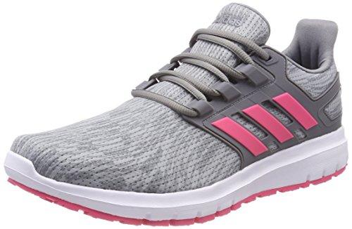 Adidas Energy Cloud 2 w, Zapatillas de Trail Running para Mujer, Gris (Gridos/Rosrea/Gritre 000), 36 2/3 EU