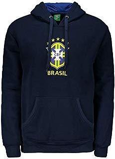 Moletom Brasil CBF Marinho