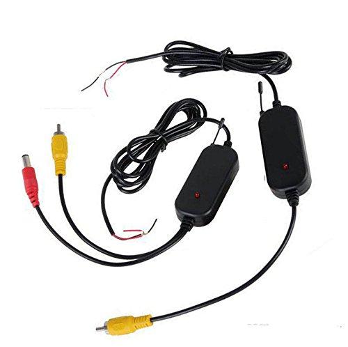 Adaptador inalámbrico del módulo de la cámara de visión trasera del monitor del coche 2.4G