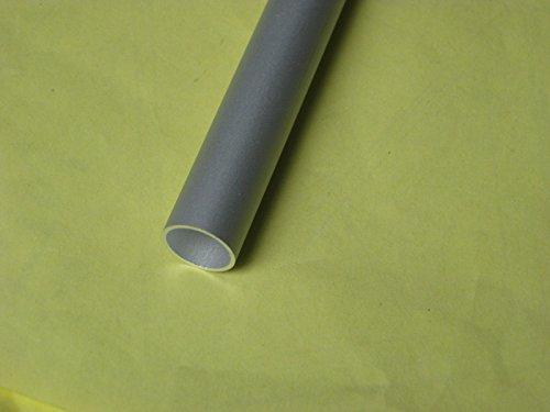 Modellbau Berthold Aluminiumrohr hart von 2,0 bis 10,0 mm Größe wählbar (8,0 x 7,1 mm)