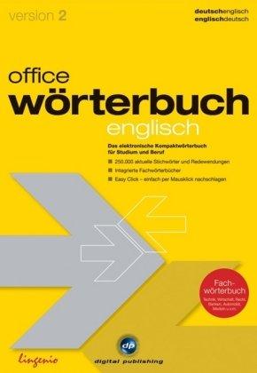 office wörterbuch 2.0 Deutsch/Englisch [import allemand]