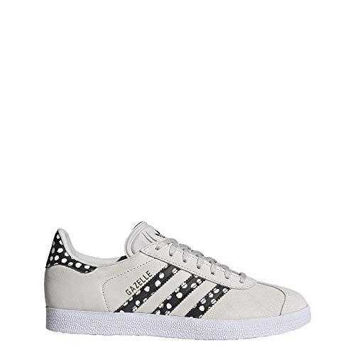 adidas Originals Gazelle Shoes Women's, Grey, Size 7